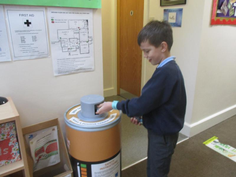 Stop batteries going to landfill!