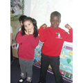 Acting out the story of Rama and Sita