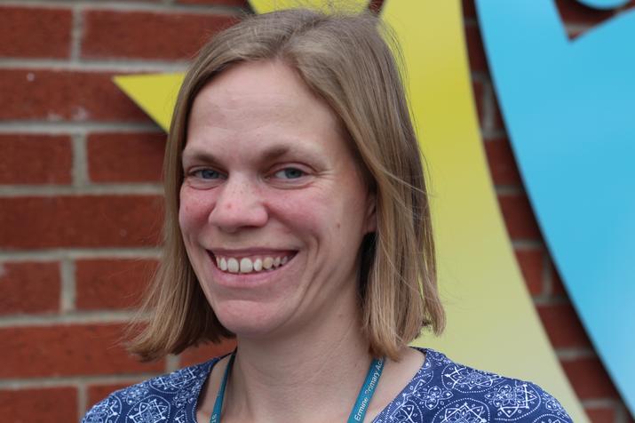 Mrs S Hall EYFS/KS1 teacher (DT)