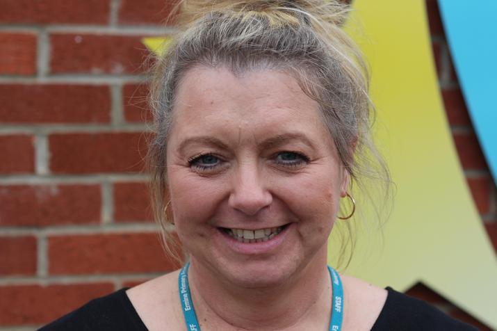 Mrs J Francis Class 6 teacher (Art)