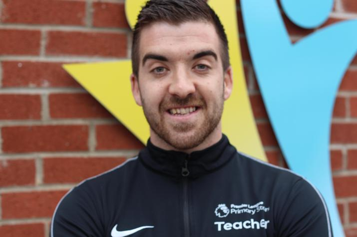 Mr J Hobson Class 9 teacher (PE)