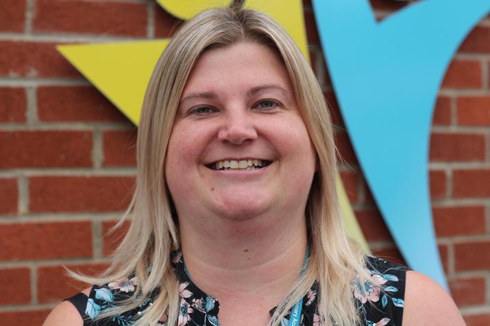 Mrs Z Hoyland Thrive teacher