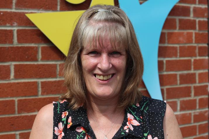 Mrs B Brown KS2 TA
