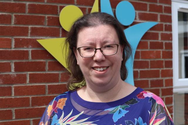Mrs T Holt Class 6 teacher (Computing)