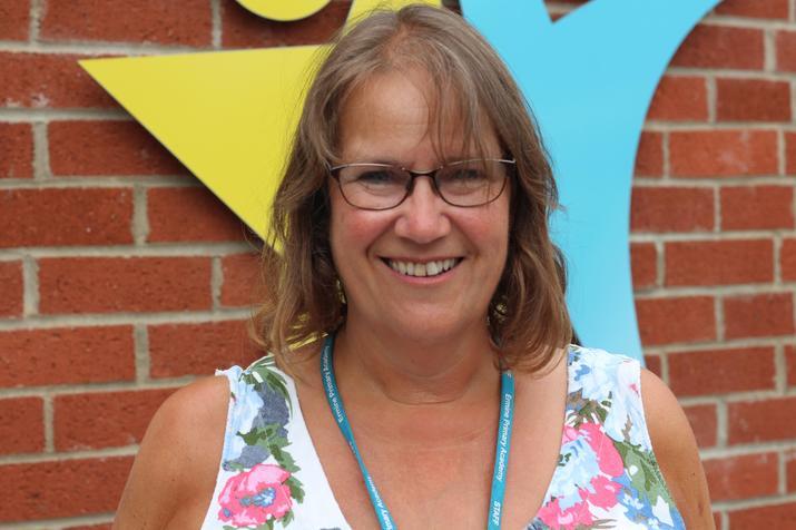 Mrs F Hebborn Nursery teacher (RE)