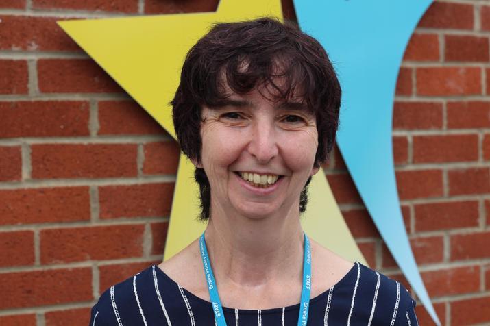Mrs K Brundell KS2 TA