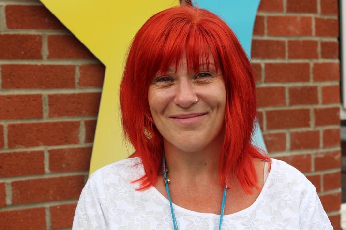 Mrs A Howell Nursery TA