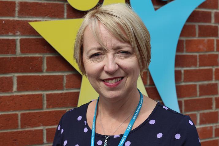 Ms C Hughes Class 3 teacher (curriculum)