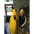 The best of the bunch 🍌 well done Milly and Hetty