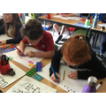 Building multiplication facts