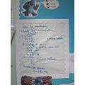 Sulley helps us remember how to complete a problem