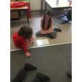 Writing scripts of our scenario