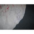 A hidden message