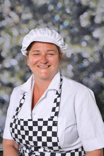 Ms Trout, Kitchen Assistant