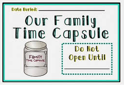 Make your own time capsule!