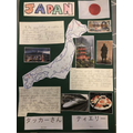 Have a look at this brilliant fact sheet about Japan!