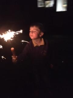 What a super sparkler!