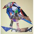 Will's beautiful bird collage.