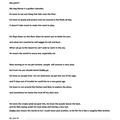 Jack's wonderful pet poem!