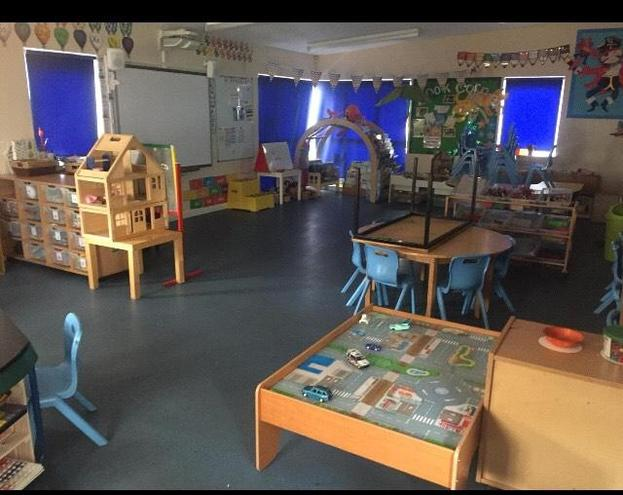 Our beautiful classroom