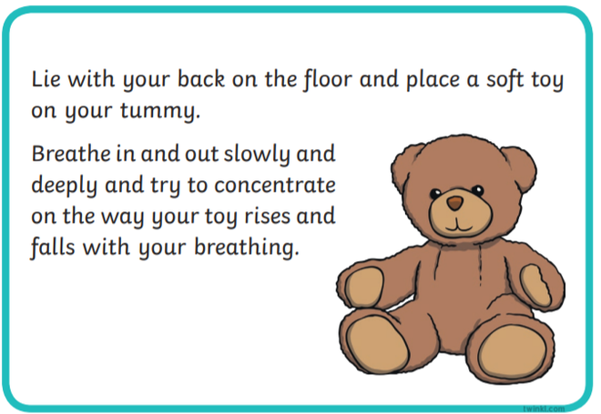 Have a go at this mindfulness breathing idea.