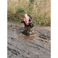 """""""Here are photos of me expressing myself by jumping in muddy puddles and ..."""