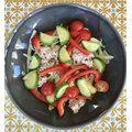 Lucy's tuna salad - yum!