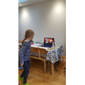 Some brilliant fun  with just dance.