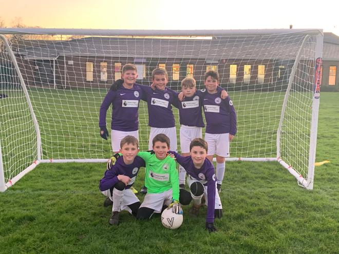 ERPS Football Team