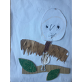 A fantastic owl from A.