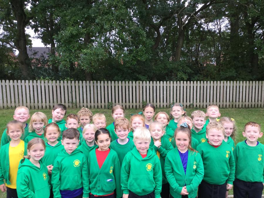 Elm Class - Ready for PE !