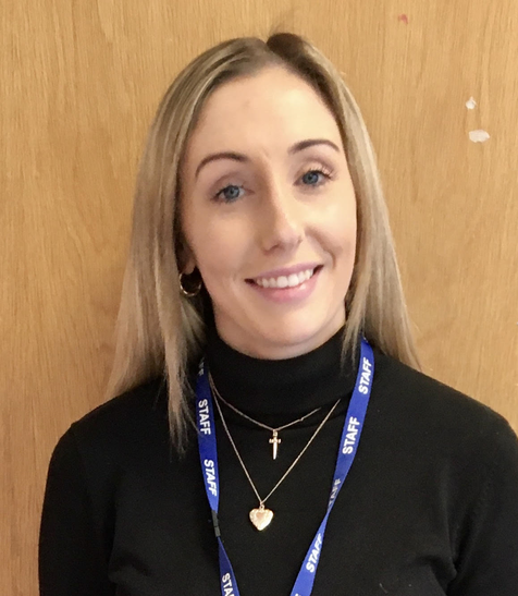 Joanna Downes- Outreach Worker