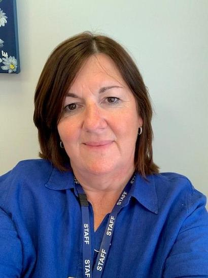 Tracey Robbins- Centre Manager