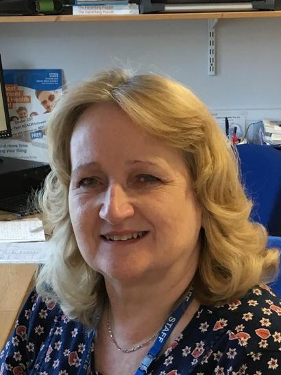 Nancy Wilkinson- Information & Advice Officer