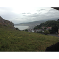 We saw great views of Llandudno Bay