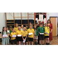 KS2 Award Winners 2019