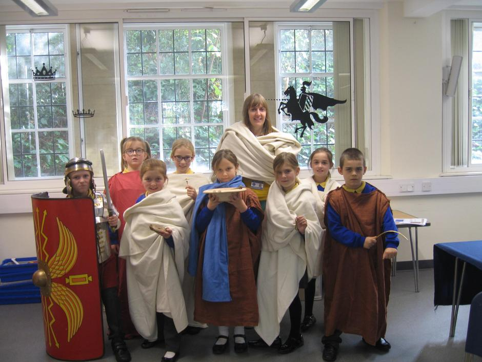 Roman Day October 2018