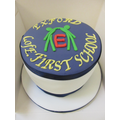 Ofsted Celebration Cake, February 2017