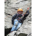 Y4 Pinkery Residential- Climbing, Castle Rock