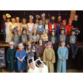 The Donkey Seller- Nativity 2015