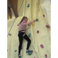 Y4 Pinkery Residential- Climbing,The Beacon Centre
