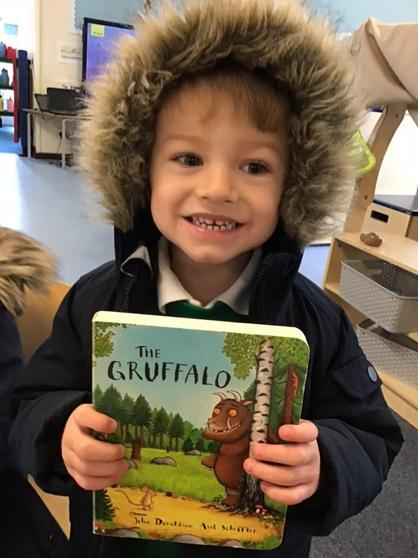 We talk about our favourite books and why we like them.