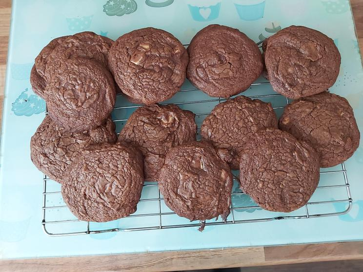 Cookies by Archie - yum!