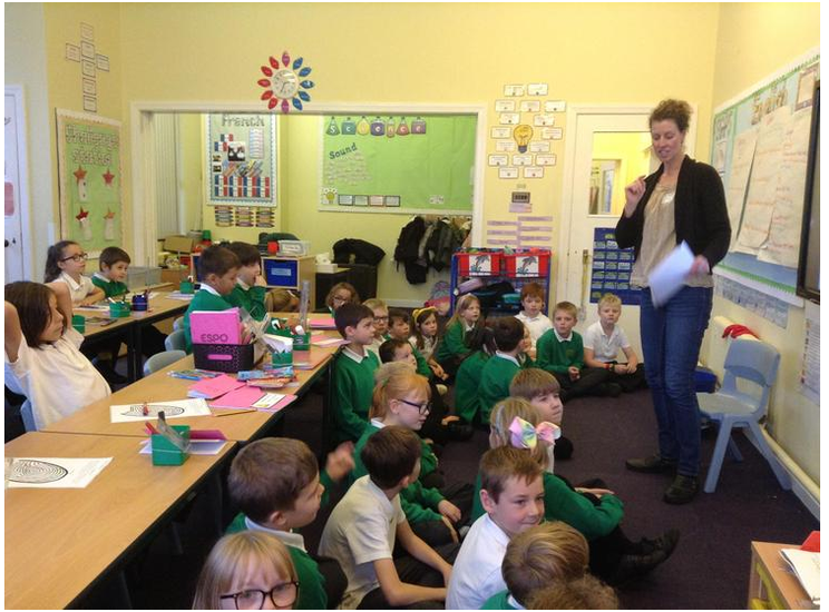 Year 4-Christian Identity Afternoon Church Visitor