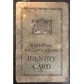 Gran's identity card