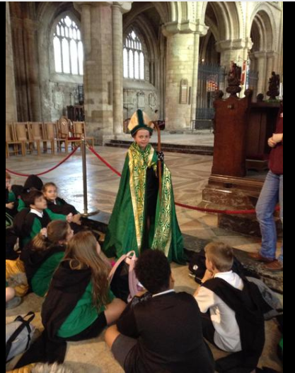 Year 5- Cathedral Visit