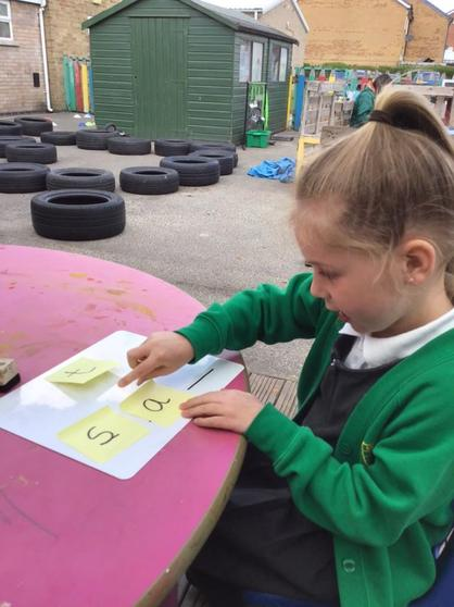 We learn how to use our phonics to help us read our words