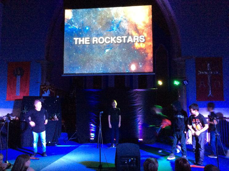 The Rockstars