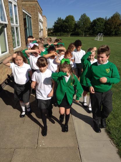 Roman army formation