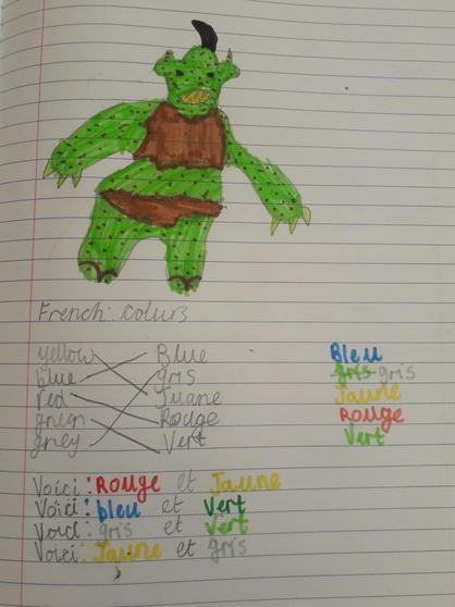 French by Erin